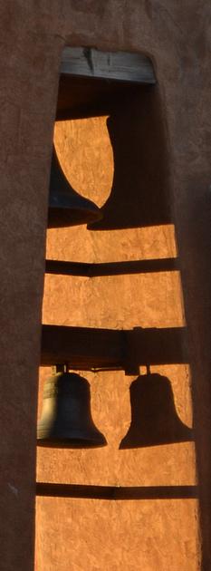 church bells and shadows