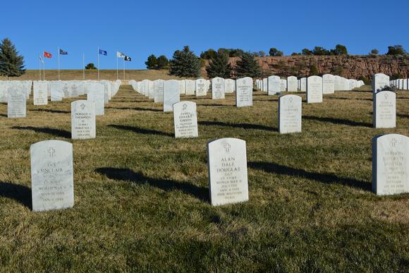 Santa Fe National Cemetery 2