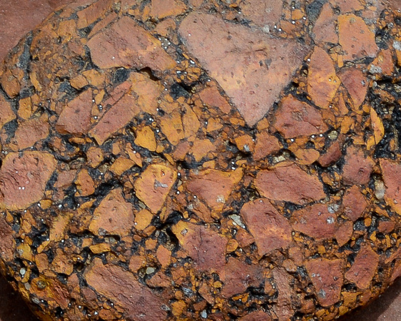 volcanic rock on sandstone-2