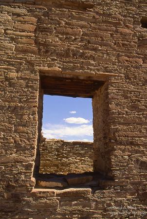 Chaco window