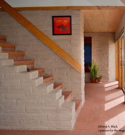 Big Sage stairs