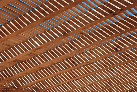 shade structure shadows