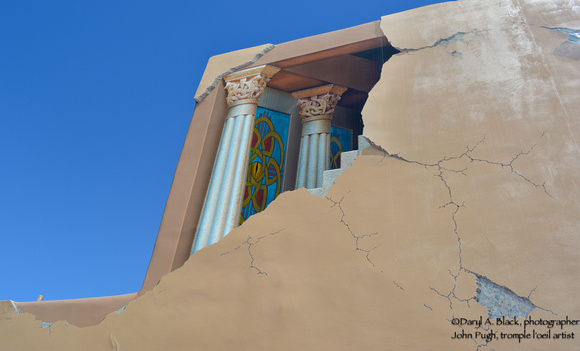 Santa Fe trompe l'oeil by John Pugh_-3