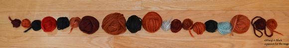 Rug 335 wool lineup