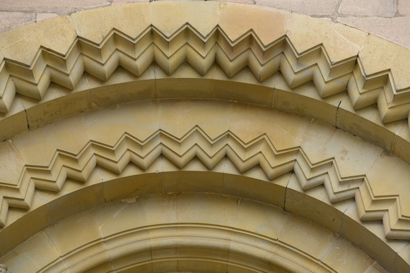 Romanesque stone work, Bamberg Cathedral