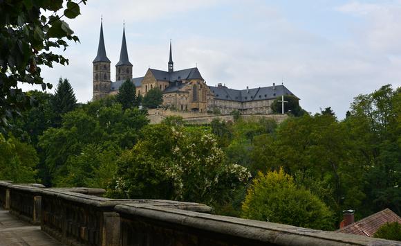 St. Michael's Abbey, Bamberg, Germany