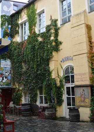 Bodega Restaurant, Regensburg, Germany