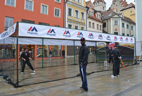 Majestic Athletic Road Show, Regnsburg, Germany