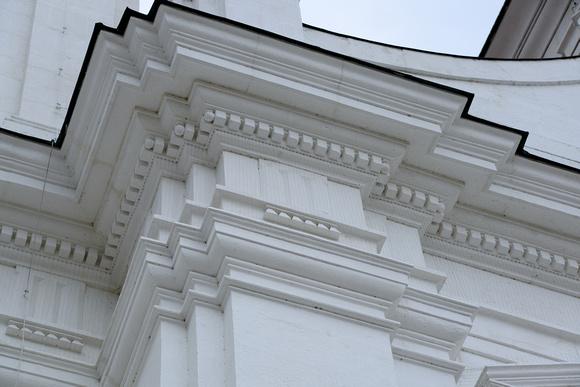 pilaster, gothic, Dom St. Stephan's, Passau, Germany