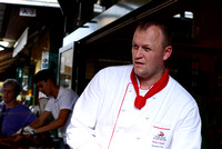 Executive Chef Robert Hudak, Vienna, Austria Farmers' Market