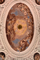 Ceiling, Dom St. Stephan's, Passau, Germany
