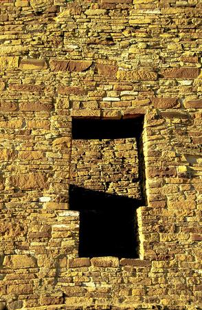 Chaco Canyon window